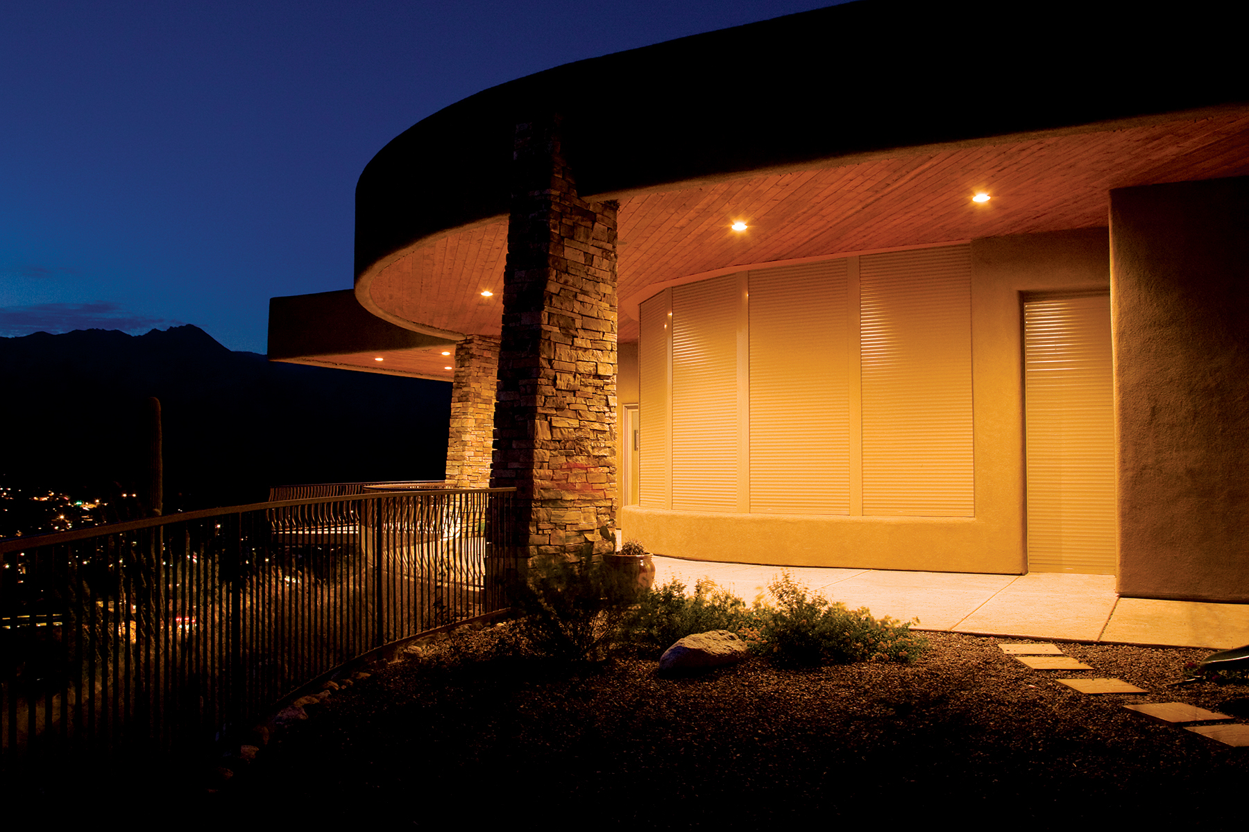 Consider Exterior Shades for added privacy and security.