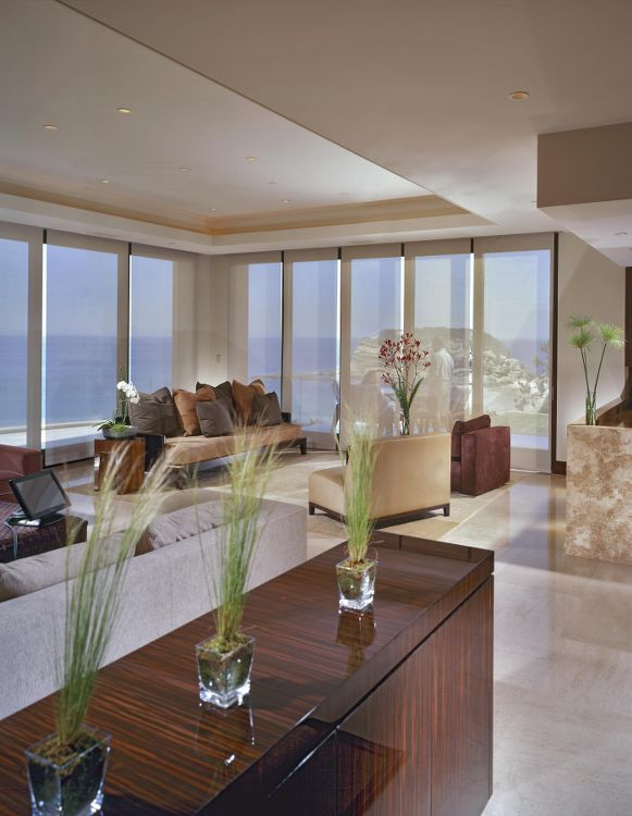 Roller Shades are as versatile as they are functional.