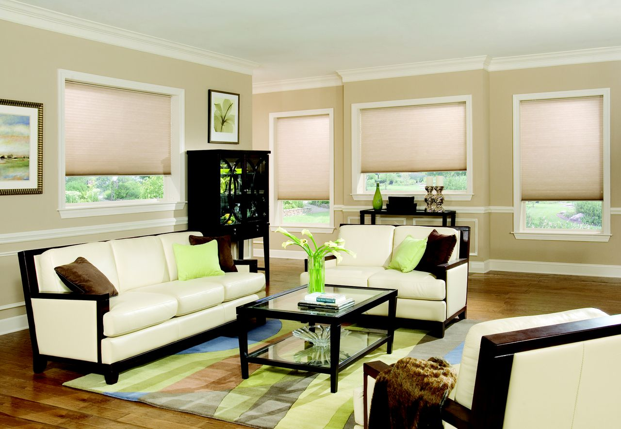 Battery Operated Shades have a Long Battery Life - up to 5 years based on 4 movements per day.