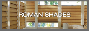 Custom Roman Shades flatter almost every style of interior decor.